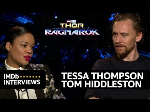 Tessa Thompson Pitches All-Women Avengers Movie | IMDb EXCLUSIVE