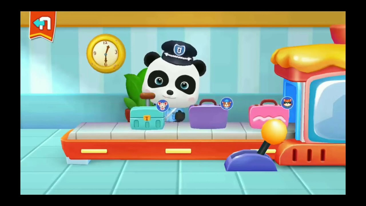 Baby Bus game android - YouTube