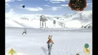 Star Wars Rogue Squadron III Rebel Strike Battlefield Hoth