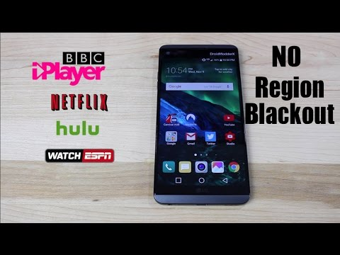 Watch Netflix, HULU, WatchESPN From Any Country : Bypass Regional Blackout