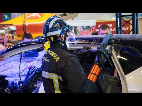 SDIS78 | Désincarcération Sapeurs Pompiers des Yvelines