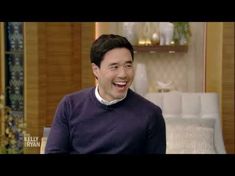 Randall Park Didn't Tell His Parents He Was an Actor When He First Started