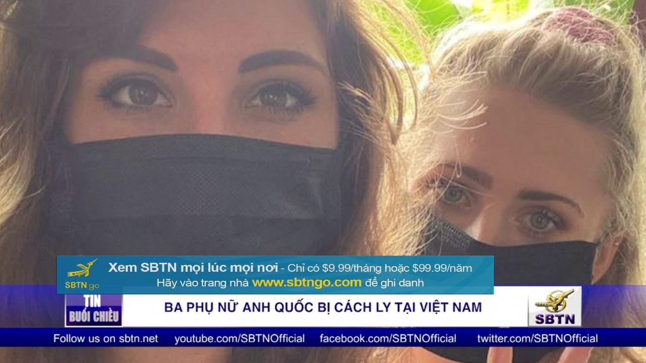 3 phụ nữ Anh Quốc bị cách ly tại Việt Nam