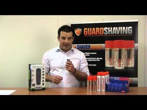 How to Clean Wahl Lithium Ion Beard Trimmer  - Guard Shaving