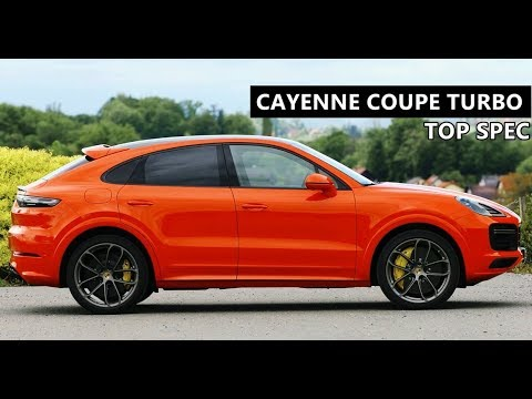 2020 Porsche Cayenne: Coupe Version, Design, Specs >> 2020 Porsche Cayenne Coupe Turbo Top Spec Version With Special Color And Options