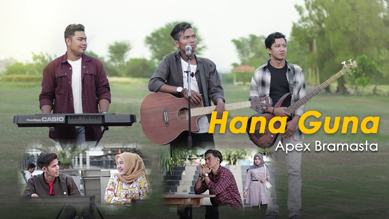 Apex Bramasta - Hana Guna  (Official Video)   Lagu Aceh Terbaru