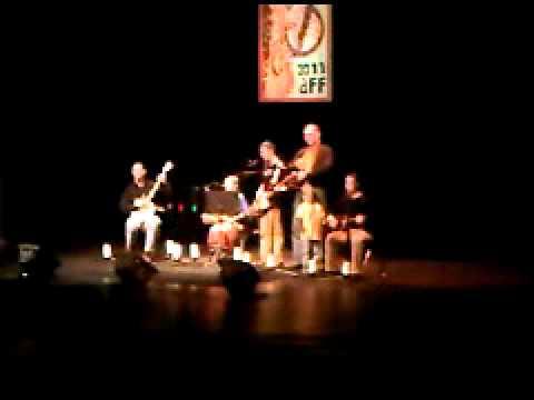 Wright Stripes at Anchorage Folk Music Festival