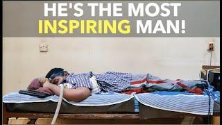 He's the Most Inspiring Man!