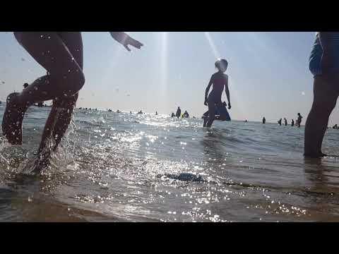 Море в Витязево