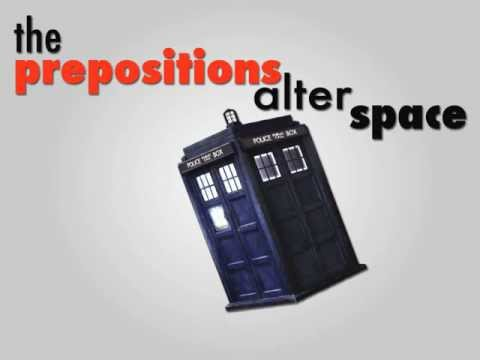 Grammar Module 6: Prepositions