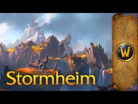 World of Warcraft - Music & Ambience - Stormheim