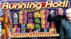 Online Slots - HUGE WINS !! High Stakes £2000 Offline Bonus Hunt Its Broken !!!