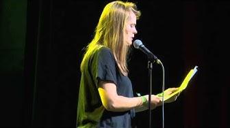 Hazel Brugger - Finale Einzel Poetry-Slam-Schweizermeisterschaft