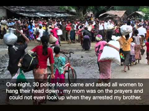 Burma's Rohingya   The Human Story   Video Documentary ~ Rohingya Blogger