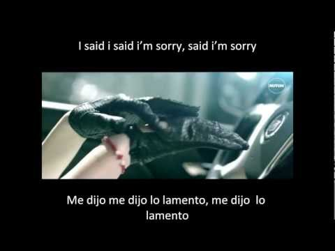 Akcent - I'm Sorry (Official Video) HD Traducido Español/Ingles 2012