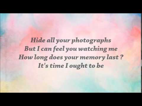 Sam Tsui - Shadow (lyrics)
