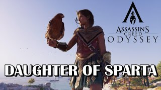 Assassins Creed Odyssey - Daughter of Sparta