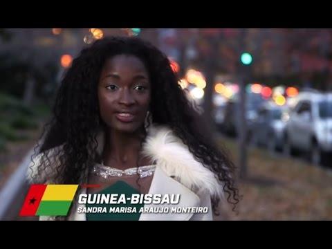 GUINEA BISSAU,  Sandra Marisa Araujo Monteiro - Contestant Profile: Miss World 2016