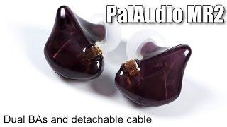 pai Audio MR2 review