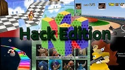 Top 10 Nintendo 64 Game Hacks