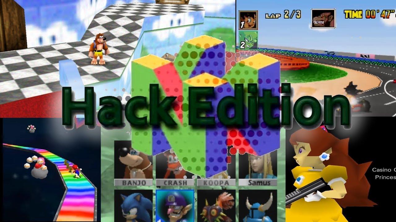 Top 10 Nintendo 64 Game Hacks