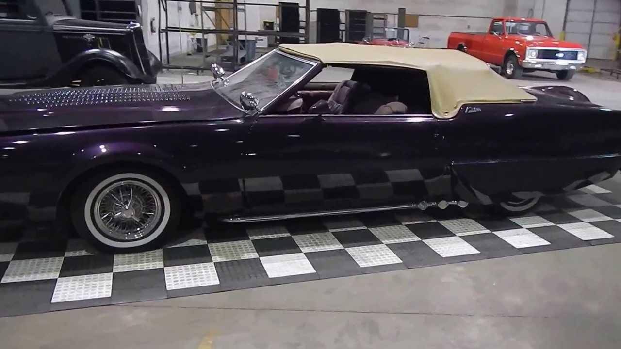 1973 Lincoln Mark Iv Custom Convertible Youtube
