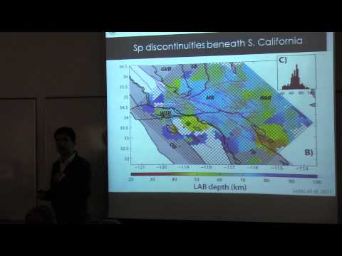 Imaging Tectonic Plates - Structure and Deformation of North America