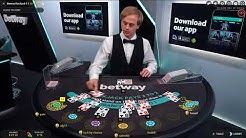 LIVE BLACKJACK - NICE PERFECT PAIRS! | Betway Live Casino