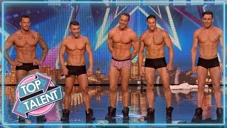 10 MOST VIEWED AUDITIONS OF ALL TIME From Britain\'s Got Talent!