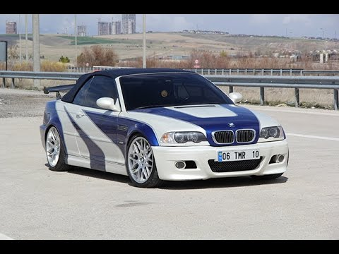 bmw e46 m3 mostwanted youtube. Black Bedroom Furniture Sets. Home Design Ideas