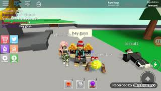 Roblox Power simulator with my friends!