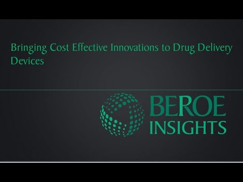 Bringing Cost Effective Innovation to Drug Delivery Devices | Beroe's Webinar series