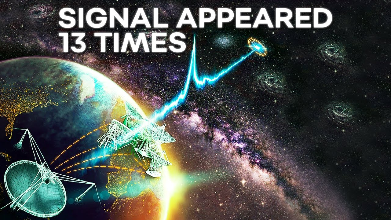 What's That Repeating Radio Signal From The Milky Way's Center?