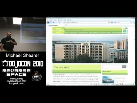 How to Pwn an ISP in 10 Minutes or Less (DojoCon 2010)