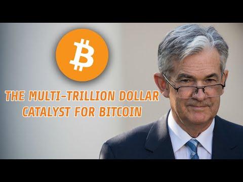 The FED's Secret | A Multi-Trillion Dollar Catalyst For Bitcoin