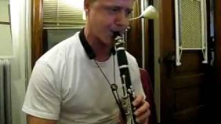 Greatest jazz clarinet solo ever!