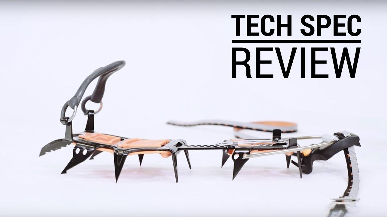 Petzl Sarken Crampon | Tech Spec Review