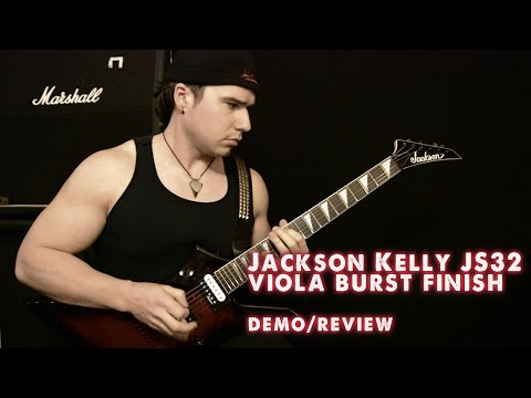 Jackson Kelly JS32 - Demo / Review
