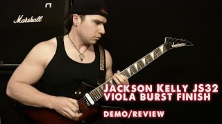 Jackson Kelly JS32 - Demo / Review