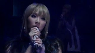 2NE1 - It Hurts - 1st Live Concert 'NOLZA!' in Japan