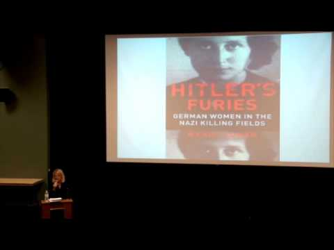 Holocaust and Genocide Lecture Series - May 03, 2016 -  Wendy Lower