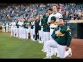 Bruce Maxwell Becomes First Baseball Player to Kneel During National Anthem - LIVE COVERAGE