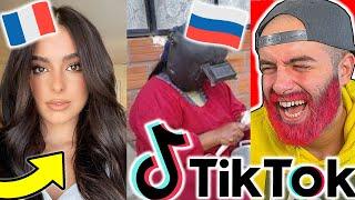 TIK TOK MEME RUSSIA vs FRANCIA