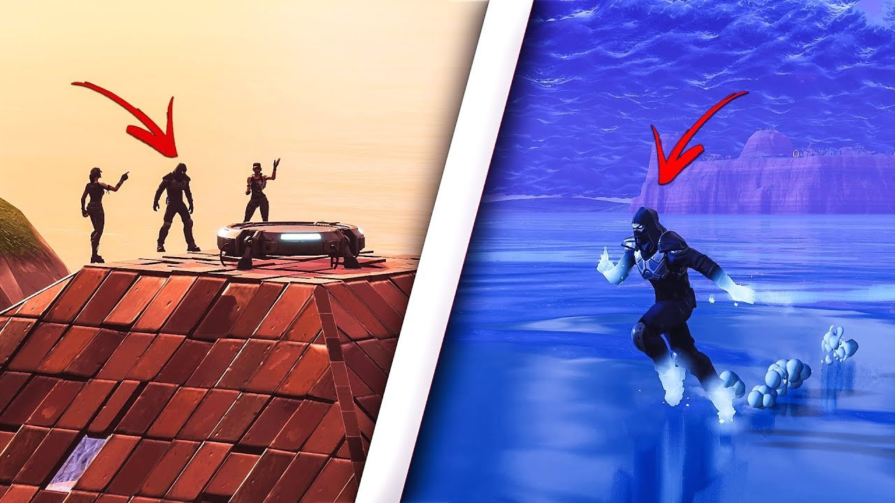 How to get GOD MODE using this insane glitch! Get GOD MODE with this! (Fortnite Glitches)