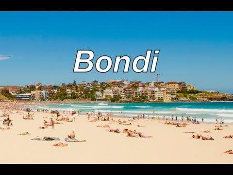 Sydney's Eastern Suburbs - Bondi