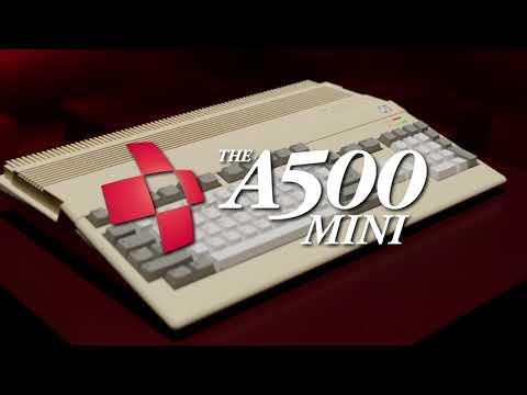 THEA500 Mini Retro Console - Video