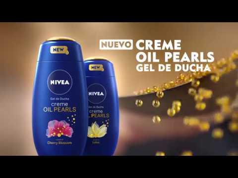 Cuídate como una reina con el nuevo gel de ducha NIVEA Creme Oil Pearls
