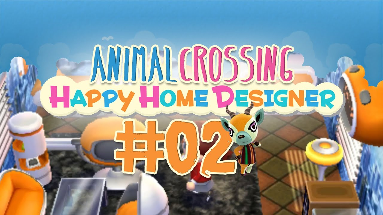 20 Animal Crossing   Happy Home Designer ★ ECKART