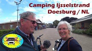 Schön gelegener Campingplatz Ijsselstrand bei Doesburg / NL - #113