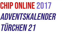 Chip Online Adventskalender 2017
